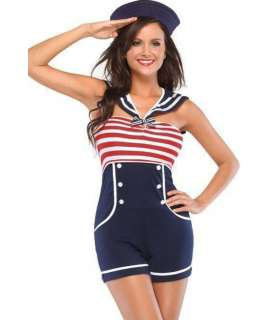 Fancy Sailor Costumes 195004