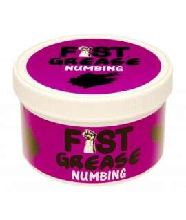 Lubrificante Óleo Fist Grease Numbing 400 ml FN400 Fist Fisting