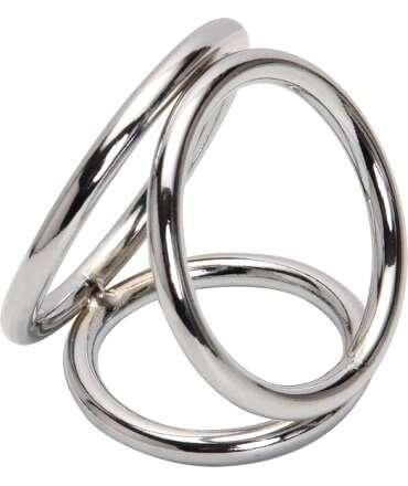 Cockring Triplo Steel,130022