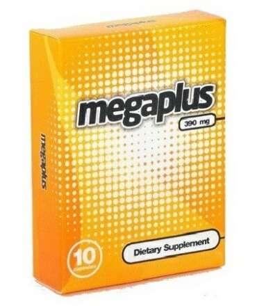 MegaPlus 10 cápsulas,MGP10