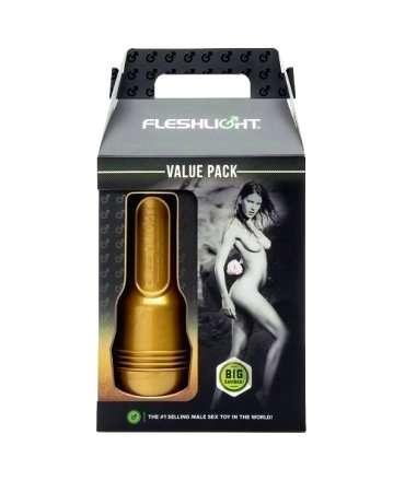 Pack Masturbator Fleshlight Stamina Training Unit 127063