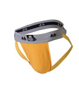 Jockstrap MM Adult Supporter Amarelo,126002