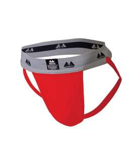 Jockstrap MM Adult Supporter Red 126003
