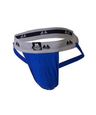 Jockstrap MM Adult Supporter Blue 126005