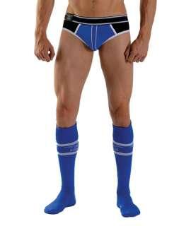 Meias de Futebol com Bolso Mister B Urban Azul,134006