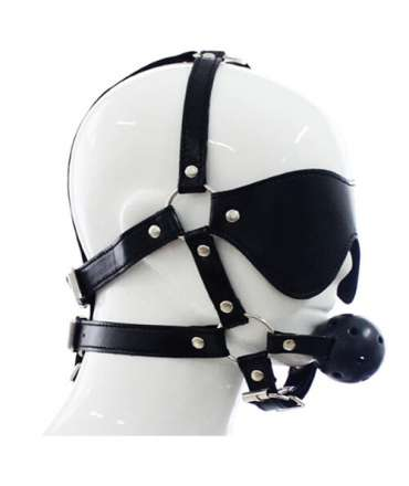 The harness for the Head with Gag and Sale 334014