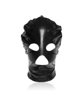 Máscara Capuz com Buraco para Boca e Olhos, Máscaras e Vendas, , sexshop, sex-shop online, sex-shop