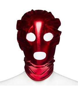 Mask Hood with Hole for Mouth and Eyes 334007