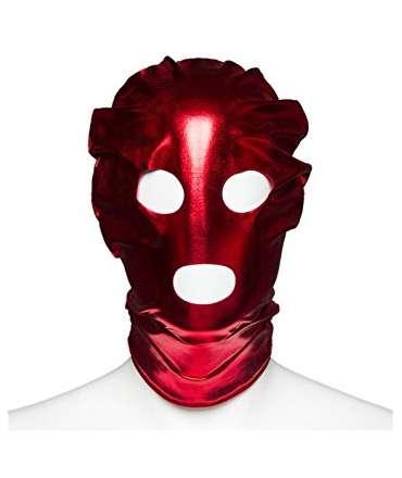 Máscara Capuz com Buraco para Boca e Olhos,334007