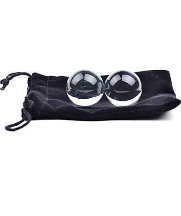 Glass balls Love 30 mm 340005