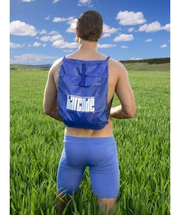 Drawstring bag BARCODE Blue 125004