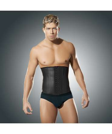Corset Man Latex 161025
