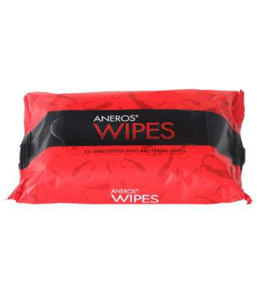Wipes Intimate Bacterial Aneros 149001
