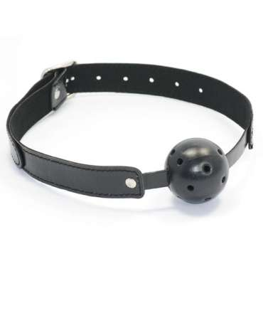 Gag Basic Black with Ball Breathable 334023