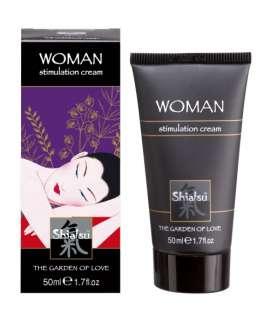 Creme Estimulante Feminino Shiatsu Woman Stimulation Cream 50 ml,352017
