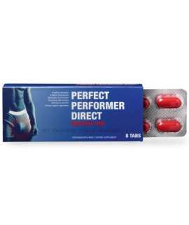 8 x Cápsulas Estimulantes Perfect Performer Direct,352024