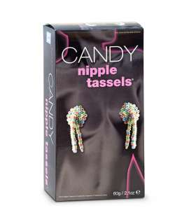 Slap Nipples Candy Nipple Tassels 350022