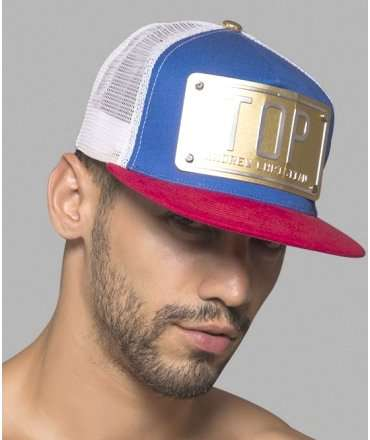 Cap Andrew Christian Top 600036