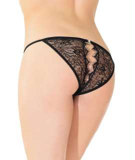 Underwear Lace Open with Locking Easy Opening 176068