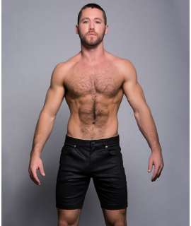 Shorts Andrew Christian Black Collection 600044