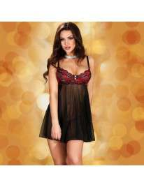 Babydoll Elegant and Romantic Chilirose 160044