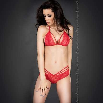 Set Lace Bra Style Bikini Chilirose 179036