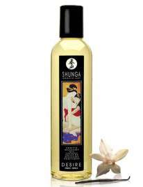 Massage oil Shunga Desire Vanilla 250 ml 353019
