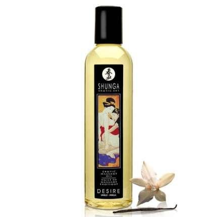 Óleo de Massagem Shunga Desire Baunilha 250 ml, Massagens, SHUNGA EROTIC ART , welcomelover