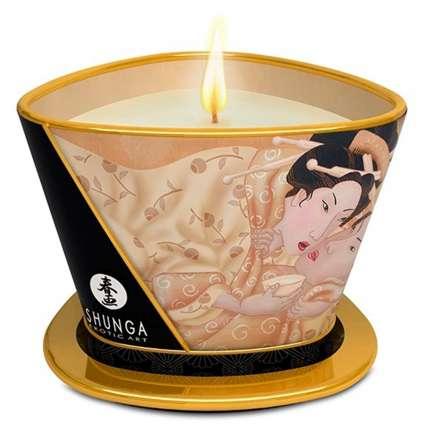 Candle Massage Shunga Desire Vanilla 170 ml 353020
