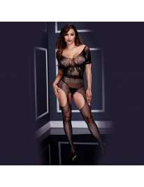 Catsuit Neck Off Baci 199032
