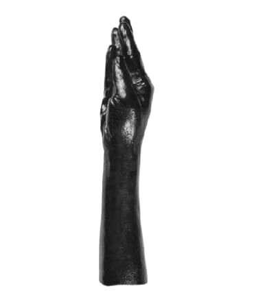 Dildo All Black 38 cm, Tamanhos Grandes, All Black, sexshop, sex-shop online, sex-shop