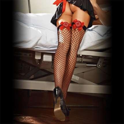 Socks. the Network Tie Nurse Baci 190030