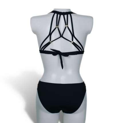 Bikini Black Push Up 360001