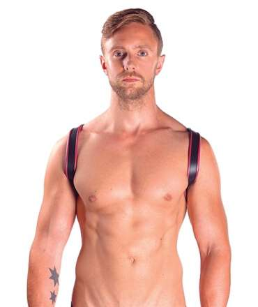 Harness Sling Premium Vermelho 600332 Harnesses