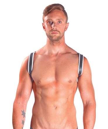 Harness Sling Premium Branco,600344