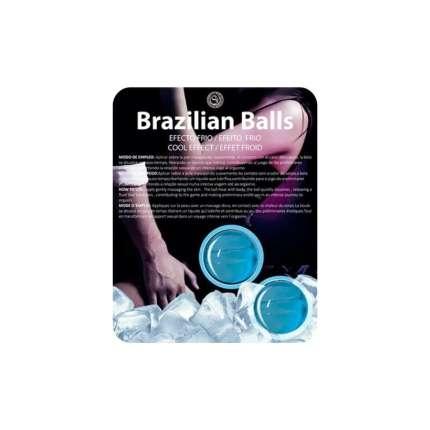 Balls Lubricants Brazilian Balls Effect Cold 312005