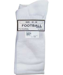Football socks High White 820741