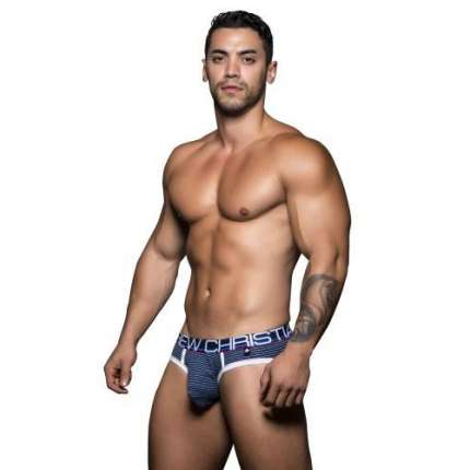 Briefs Andrew Christian Limited Edition Blue 500064