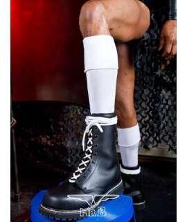Football socks High White 820741