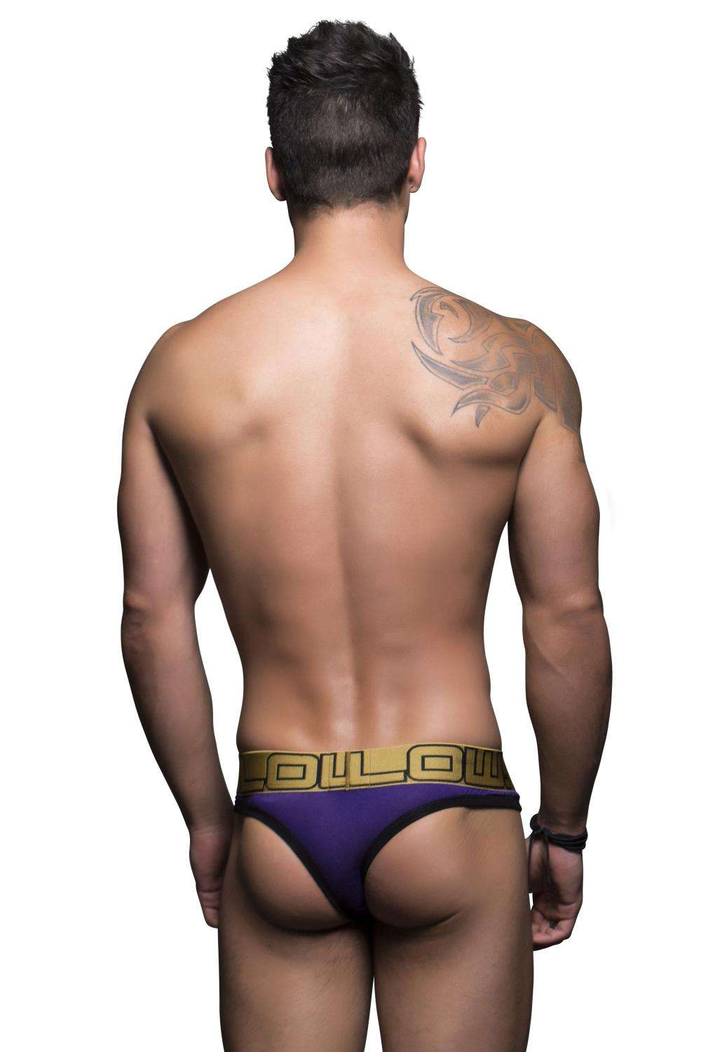 Andrew christian almost naked pride stripe brief