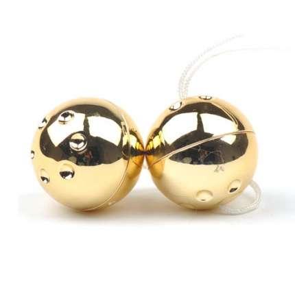 Balls Kegel Golden 3 cm 340009