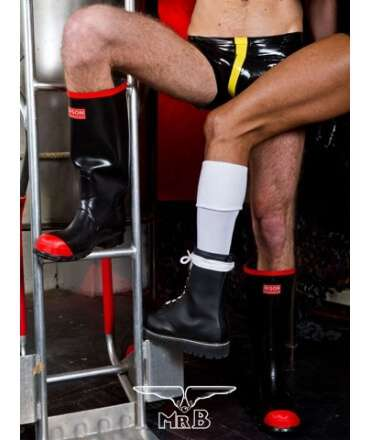 Football socks High Red 820732