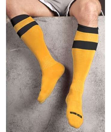 Football socks High BARCODE Yellow 190026