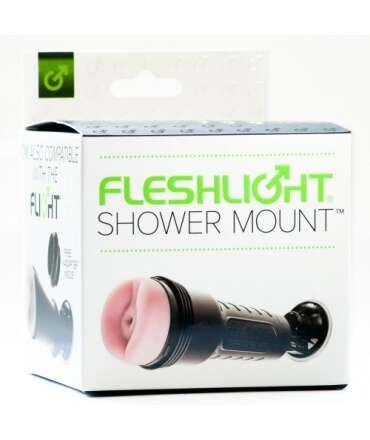 Ventosa Fleshlight Shower Mount e Adaptador Flight S4F08648 Masturbadores