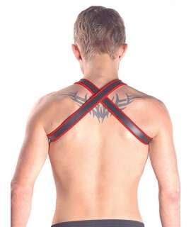 Harness X-Back Premium Red 601732