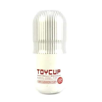 Masturbador Toy Cup Branco,127080