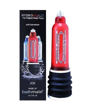Pump-HYDROMAX X30 Red HM30V