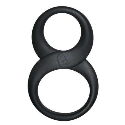 Cockring 8 Ball Black 130038