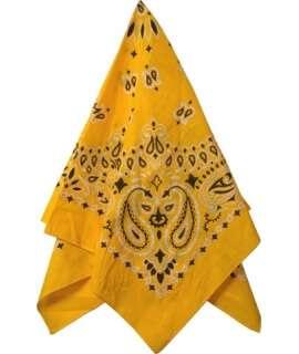 Scarf Yellow 413920