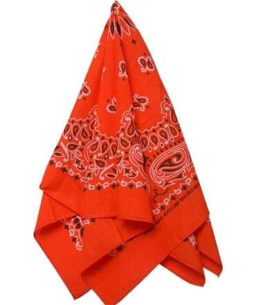 Scarf Orange 413935